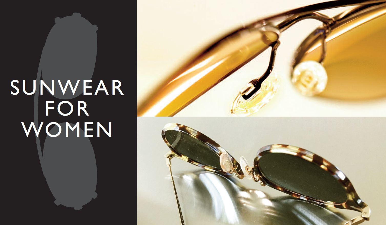In-Store Sunwear Designer Sunglasses